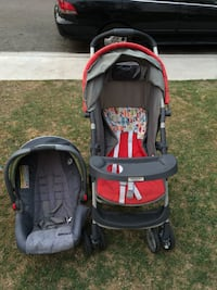 Baby stroller & carseat Colton, 92324