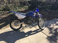 YZ250 and TTR125 McKinney