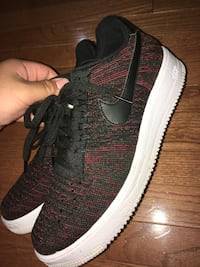 Nike Air Force 1 flyknit size 10 m Fort Washington, 20744