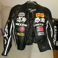 Biker/Motorcycle Jacket: Size 50/ XXL West Hempstead, 11552