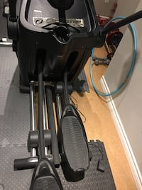 Octane Black and gray elliptical trainer Ancaster, L9G