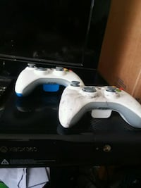 black Xbox 360 console with two controllers Alexandria, 22306