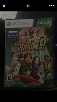 Kinect ADVENTURES! XBOX 360 game  Downey, 90240