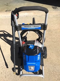 Powerstroke 1900 PSI Electric Pressure Washer Mississauga, L5A