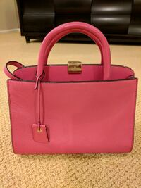 Kate Spade pink leather 2-way handbag Sunnyvale, 94086