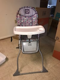 Purple Flower Cosco High Chair  Charles Town, 25414