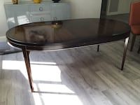 Used Drexel Heritage Mid Century Modern Dining Table And Chairs For Sale In West Palm Beach Letgo
