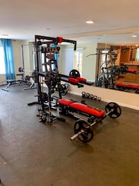 Tytax all in one gym system. Alexandria, 22315