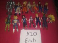 Dragon ball z figures  Germantown, 20874