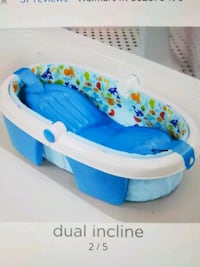 baby's white and blue bather Farmington, 48335