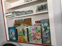 Hand made Acrylic Paintings Shreveport, 71104