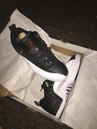 Play off 12 size 9.5 Deadstock need Gone . Offer