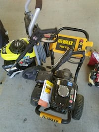 black and yellow pressure washer Vancouver, 98682