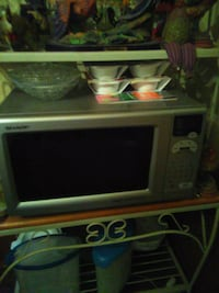 Sharp Grill 2 convection microwave oven Ooltewah, 37363