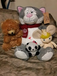 Stuffies bundle #1 Rosamond, 93560
