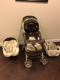 Century by graco stroller, car seat and booster  Ashburn, 20148