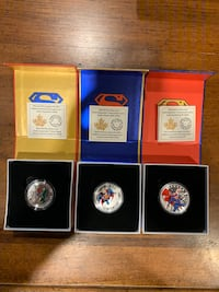 SUPERMAN-2014 COIN SET