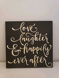 Love, laughter and happily ever after Hagerstown