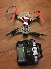 YKS 250 Quadcopter Full Carbon Fiber Frame Kit RTF Racing Quadcopter with Remote Controller (Assembled) Austin, 78752