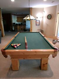 Move Incl. 9 ft Oldhausen Billiards Table Sioux Falls, 57108