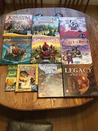 Too Many Board Games