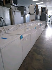 Top load washer and dryer set excellent condition