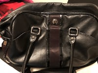 MENS LULULEMON LEATHER GYM BAG Winnipeg, R2P 0P1