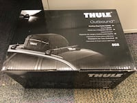 Thule Rooftop Bag Cargo Carrier  Brand New Toronto, M1H 2X4