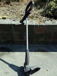13 in. 4 Amp Straight Electric String Trimmer    San Pablo, 94806