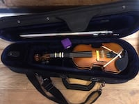 Franz Hoffmann 1/16  violin in case Reston, 20194