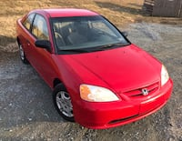 Honda - Civic - 2001 Oxford