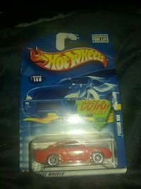 Hot Wheels car scale model with pack Cleveland, 44105
