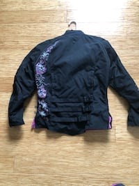 Small rocket riding jacket with elbow pads Virginia Beach, 23464