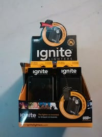 Ignite Rechargeable USB lighter