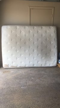 white and gray tufted mattress Scottsdale, 85259