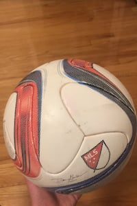 Official soccer ball mls