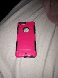 Pink and black trident iPhone 6 case Edmonton, T5C 0S8