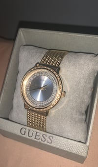 Gold Guess Watch Mississauga, L4X 1T2