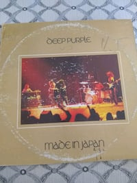 Deep Purple made in Japan vinyl Santa Paula, 93060