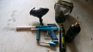 IconX Paintball Marker