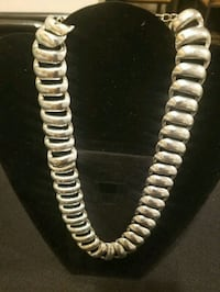 silver-colored chain necklace Milford Mill, 21244