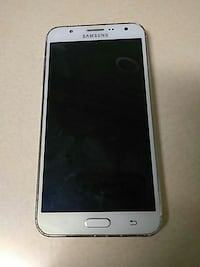 white Samsung Galaxy android smartphone Baton Rouge, 70809