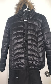 George small bubble jacket