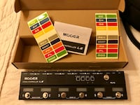 Mooer Pedal Controller PCL6 Rocca Priora