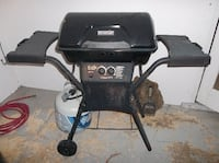Char-Broil gas grill with tank Cutler Bay, FL, USA