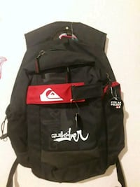 Brand New Quicksilver Backpack