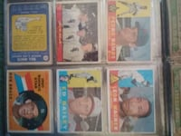 five baseball player trading cards Perris, 92570