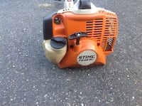 yellow and black Stihl leaf blower Hydes, 21082