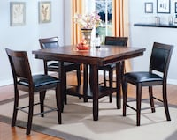 Dining Room Set w/ Chairs and Benches Aldie, 20105