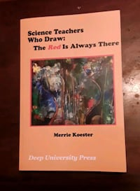 Science Teachers Who Draw: The Red is Always There Martinsburg, WV, USA, 25401